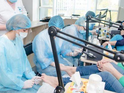 Дистанційний курс «Тріщини. Варіанти лікування і профілактики. Медичний педикюр»