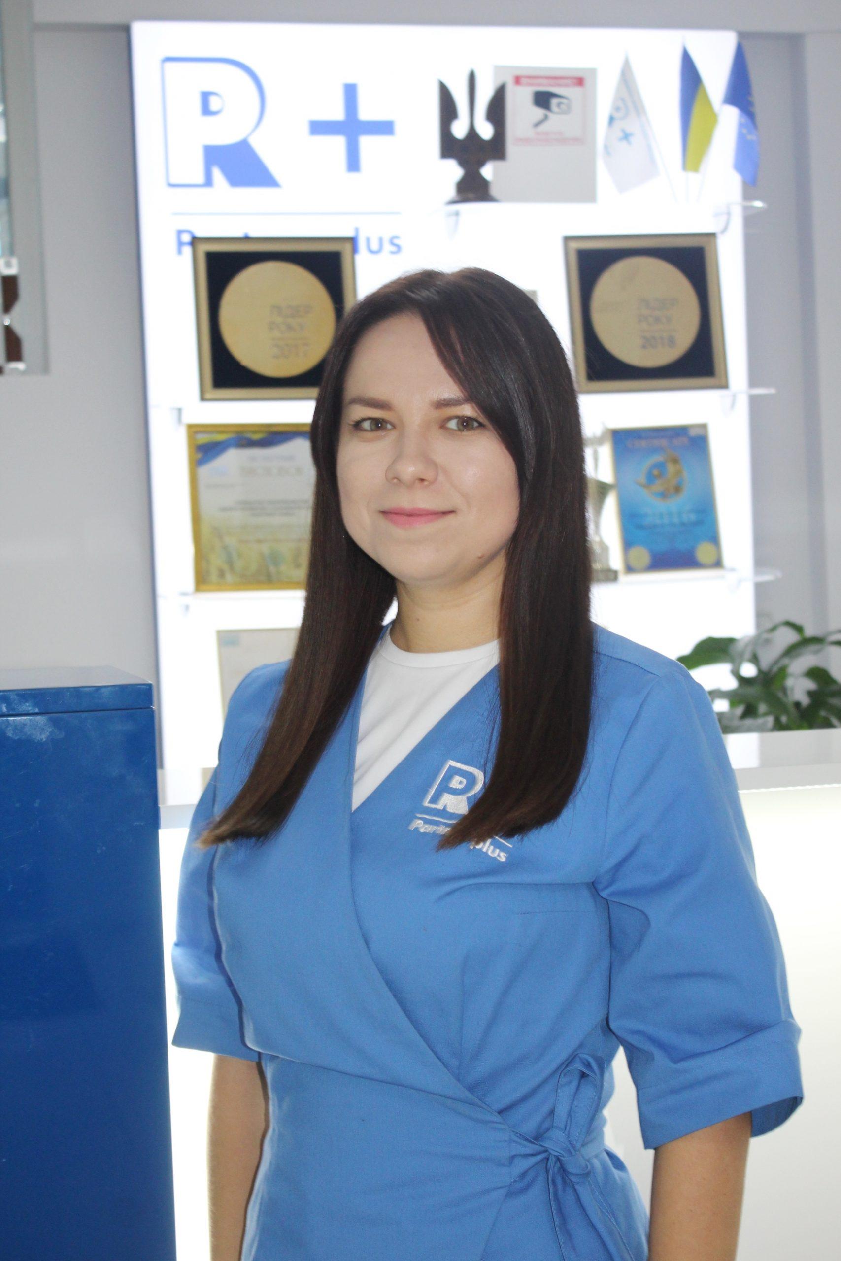 Романюк Ирина Васильевна