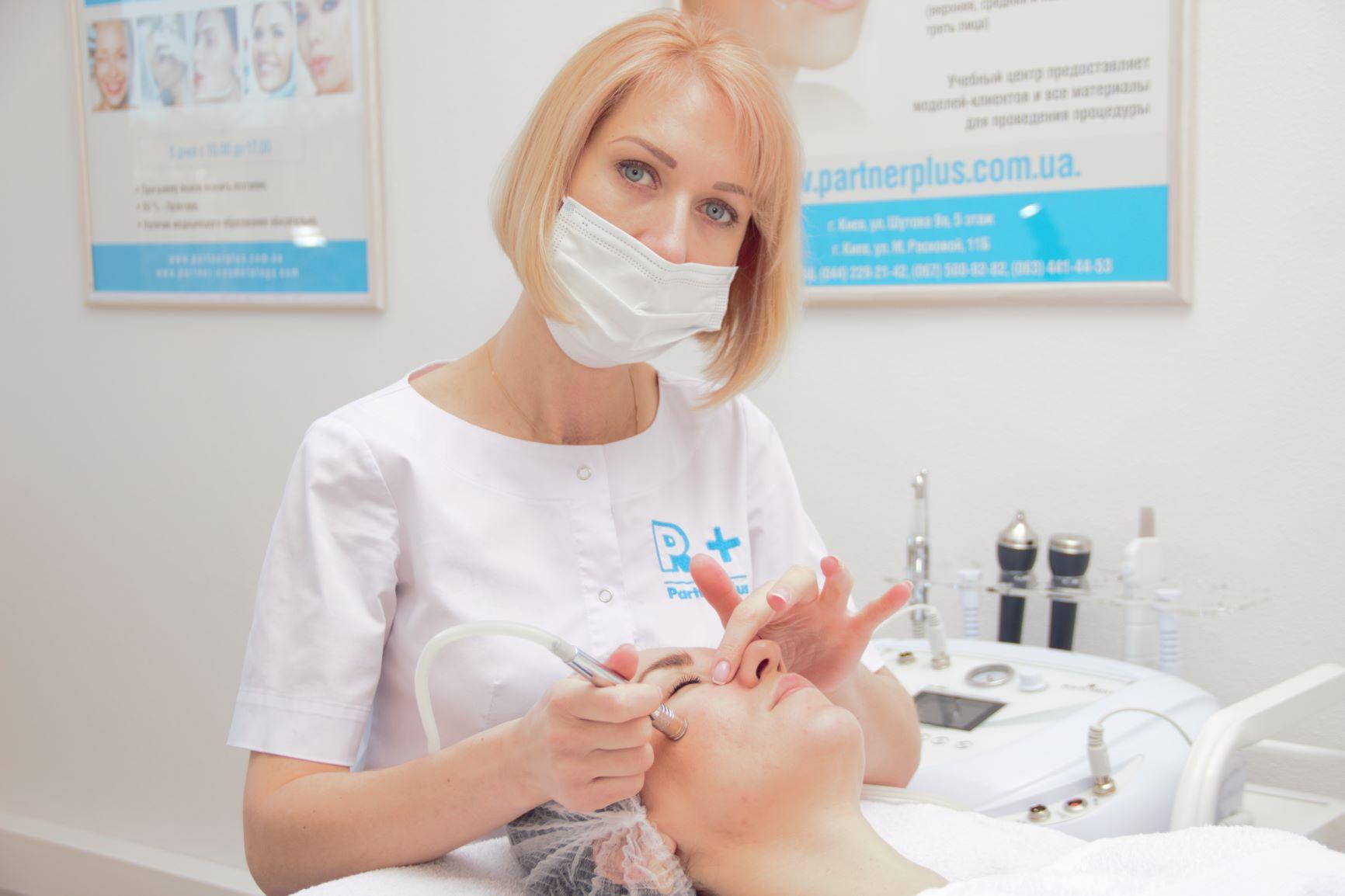 Дистанционный курс «Аппаратная косметология лица: алмазная микродермабразия»