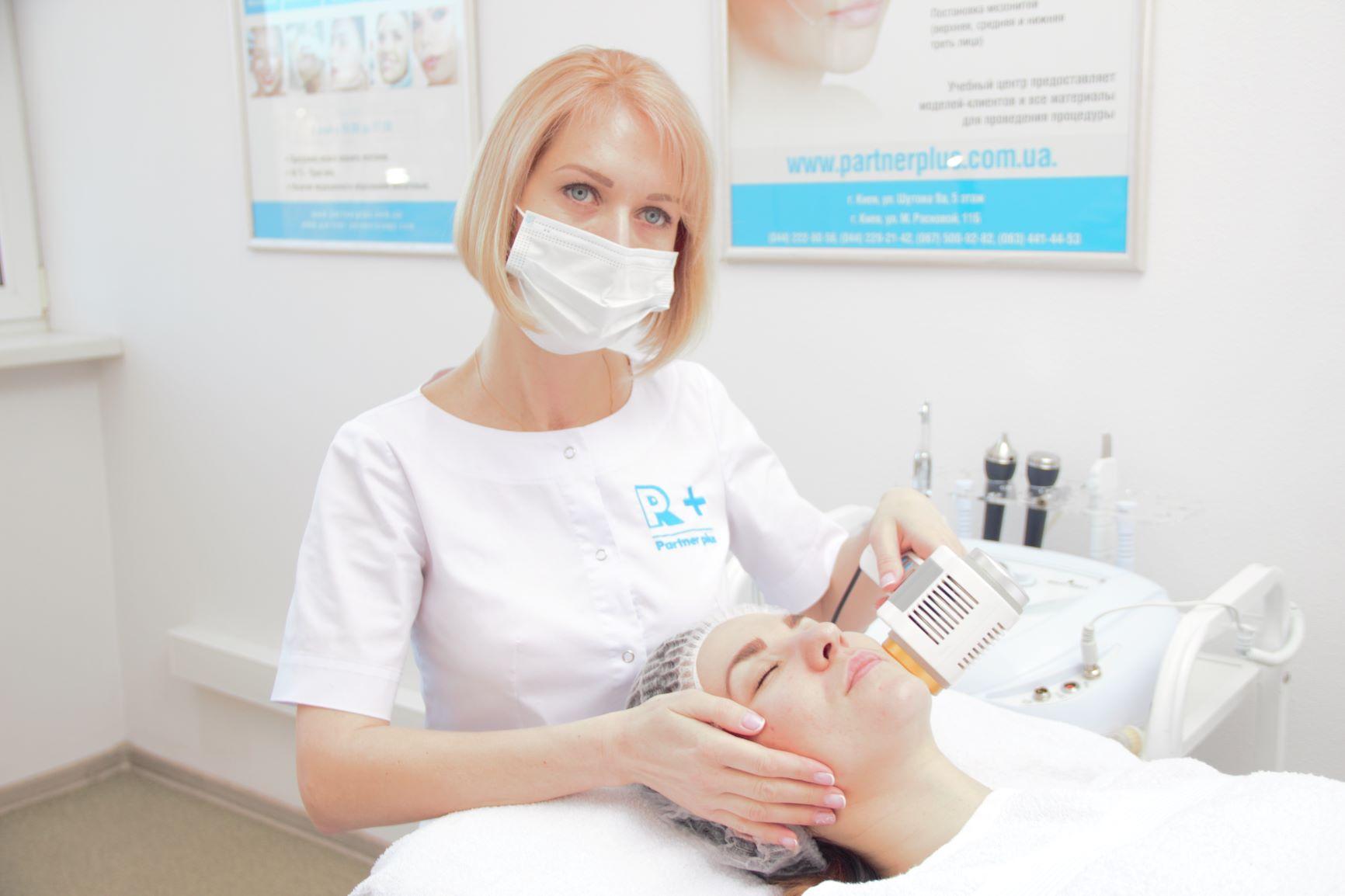 Дистанційний курс «Апаратна косметологія обличчя: тепло-холод терапія»